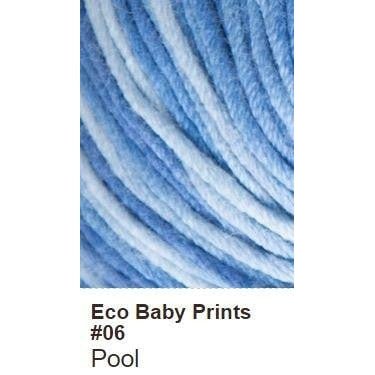 Debbie Bliss Eco Baby Yarn - Prints Pool 06 - 7