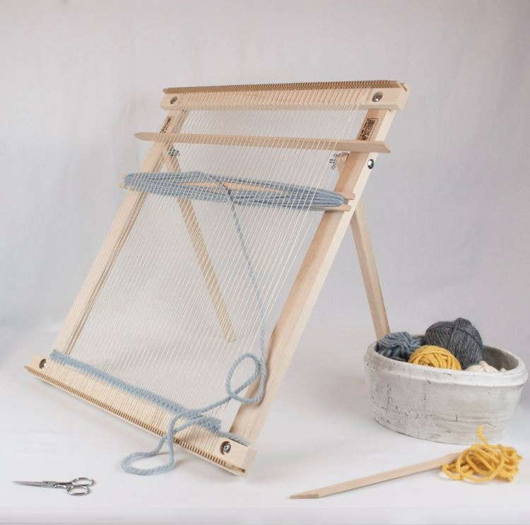 "Beka 20"" Weaving Frame With Stand - The Deluxe! (07006)  - 1"