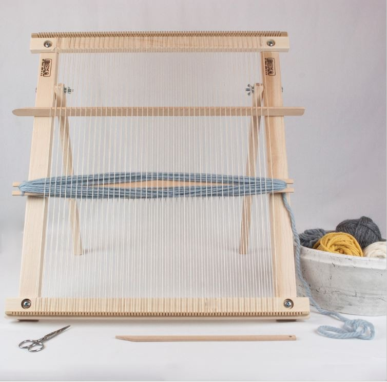 "Beka 20"" Weaving Frame With Stand - The Deluxe! (07006)  - 4"
