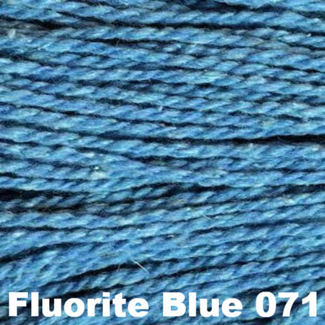 Elsebeth Lavold Designer's Choice Silky Wool Yarn Fluorite Blue 071 - 28