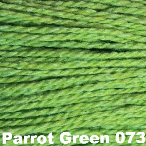 Elsebeth Lavold Designer's Choice Silky Wool Yarn Parrot Green 073 - 29