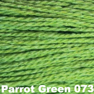 Elsebeth Lavold Designer's Choice Silky Wool Yarn-Yarn-Parrot Green 073-