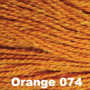 Elsebeth Lavold Designer's Choice Silky Wool Yarn-Yarn-Orange 074-