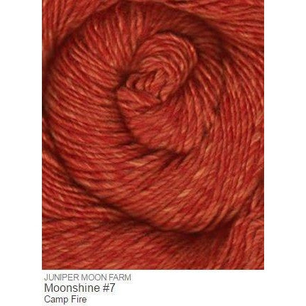 Juniper Moon Farm- Moonshine Yarn Camp Fire #7 - 9