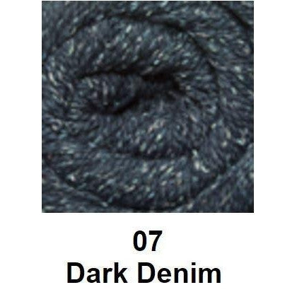 Cascade Roslyn Yarn Dark Denim 07 - 7