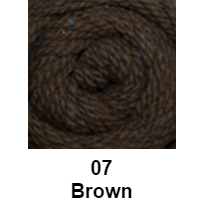 Cascade Tivoli Yarn Brown 07 - 7