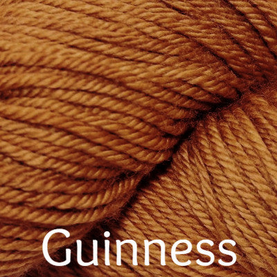 Three Irish Girls Springvale Worsted Yarn Guinness - 7