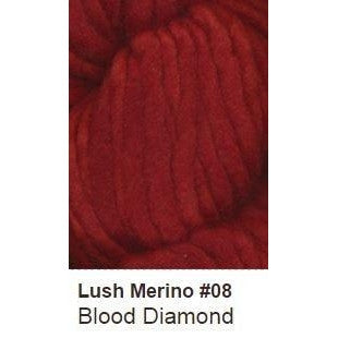 Ella Rae Lush Merino Yarn Blood Diamond 08 - 7