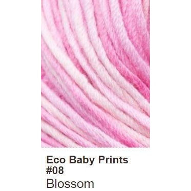 Debbie Bliss Eco Baby Yarn - Prints Blossom 08 - 9