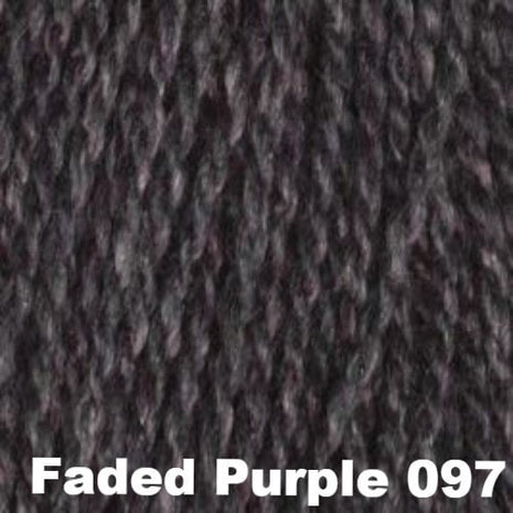 Elsebeth Lavold Designer's Choice Silky Wool Yarn Faded Purple 097 - 38