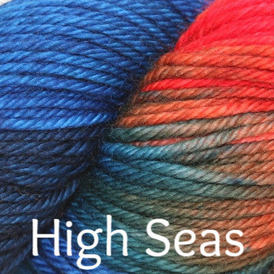 Three Irish Girls Springvale Worsted Yarn High Seas - 9