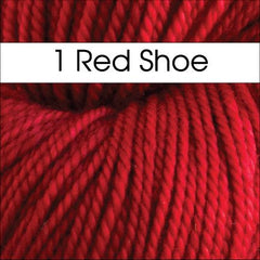 Paradise Fibers Yarn Anzula Luxury Cloud Yarn 1 Red Shoe - 17