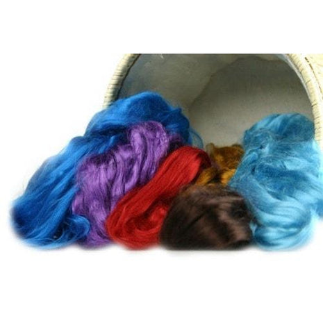 Ashland Bay Dyed Bamboo Top Fiber  - 1