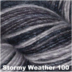 Juniper Moon Farm- Moonshine Trios Yarn Stormy Weather 100 - 2