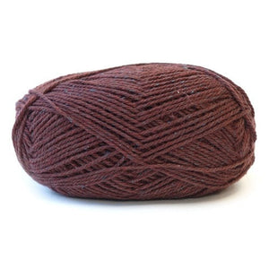 Kenzie Yarn by Hikoo-Yarn-HiKoo-1012 Chestnut-Paradise Fibers