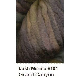 Ella Rae Lush Merino Yarn Grand Canyon 101 - 10