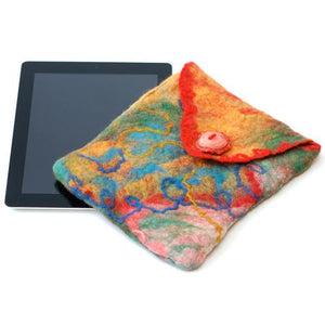 Artfelt Tablet Case Felting Kits-Kits-Paradise Fibers
