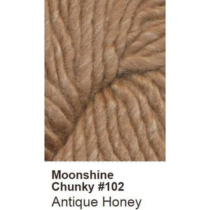 Juniper Moon Farm- Moonshine Chunky Yarn-Yarn-Antique Honey 102-