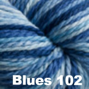 Cascade 128 Superwash Multis Yarn Blues 102 - 5