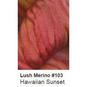Ella Rae Lush Merino Yarn-Yarn-Hawaiian Sunset 103-