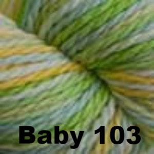 Cascade 128 Superwash Multis Yarn Baby 103 - 10