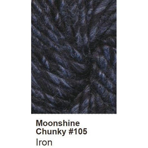 Juniper Moon Farm- Moonshine Chunky Yarn-Yarn-Iron 105-
