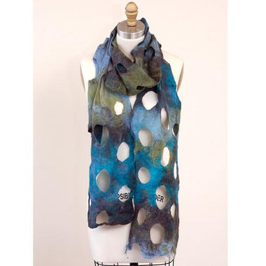 Artfelt Holey Scarf Felting Kits