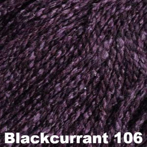 Elsebeth Lavold Designer's Choice Silky Wool Yarn-Yarn-Blackcurrant 106-