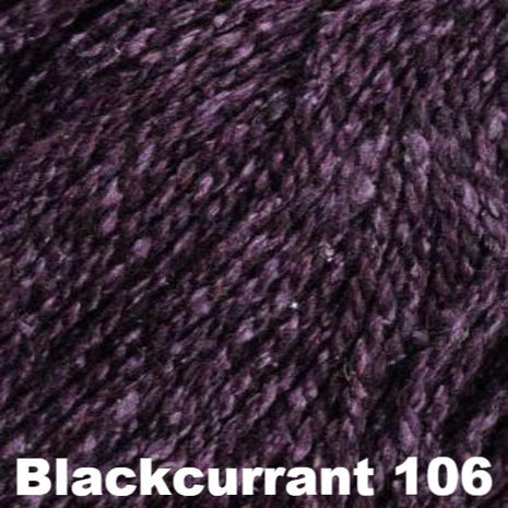 Elsebeth Lavold Designer's Choice Silky Wool Yarn Blackcurrant 106 - 40