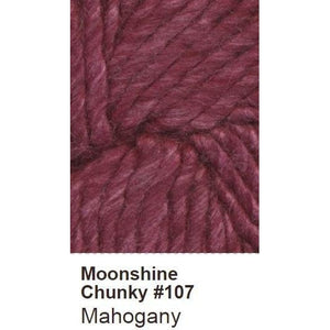 Juniper Moon Farm- Moonshine Chunky Yarn-Yarn-Mahogany 107-