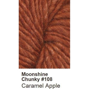 Juniper Moon Farm- Moonshine Chunky Yarn-Yarn-Caramel Apple 108-