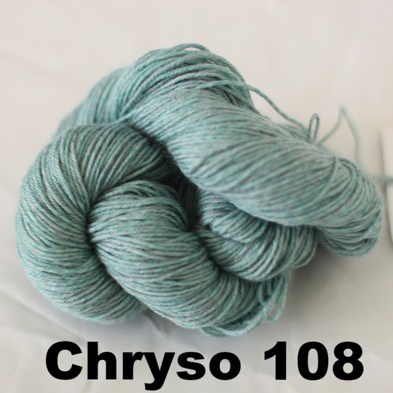 Socks Yeah! Yarn Chryso 108 - 8