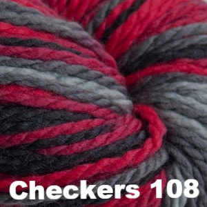 Cascade 128 Superwash Multis Yarn Checkers 108 - 9
