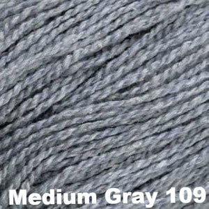 Elsebeth Lavold Designer's Choice Silky Wool Yarn-Yarn-Medium Gray 109-