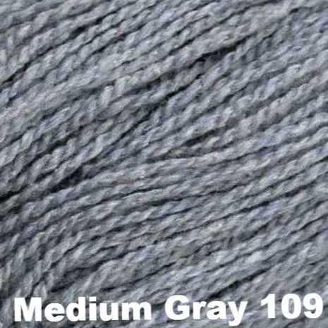 Elsebeth Lavold Designer's Choice Silky Wool Yarn Medium Gray 109 - 41