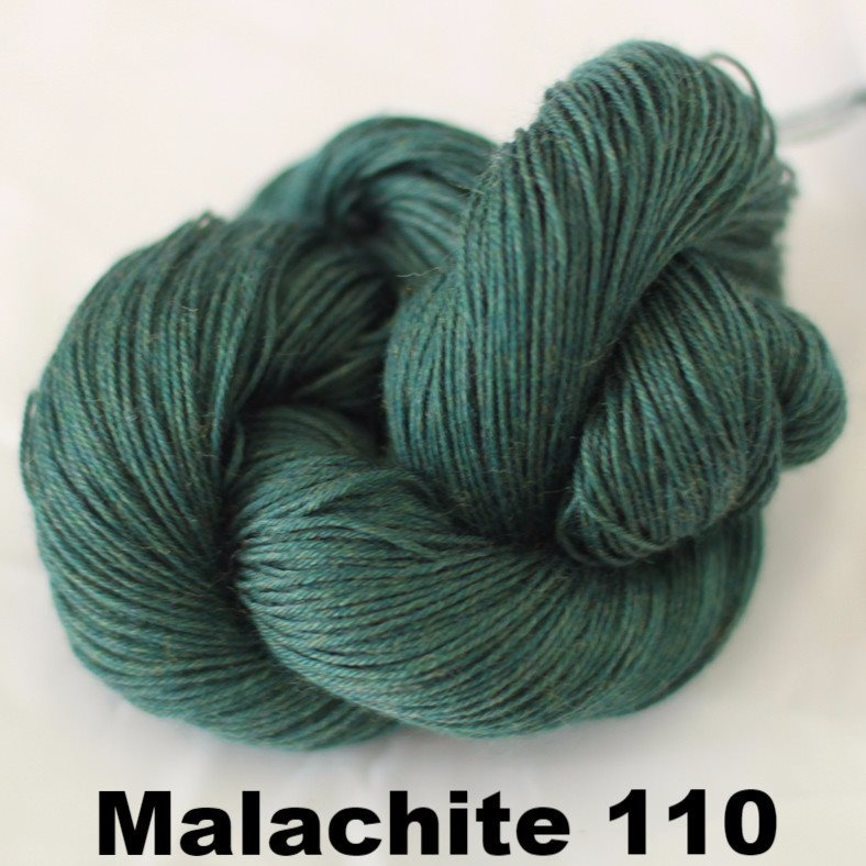 Socks Yeah! Yarn Malachite 110 - 10