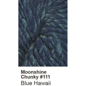 Juniper Moon Farm- Moonshine Chunky Yarn-Yarn-Blue Hawaii 111-