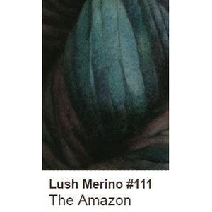 Ella Rae Lush Merino Yarn The Amazon 111 - 20
