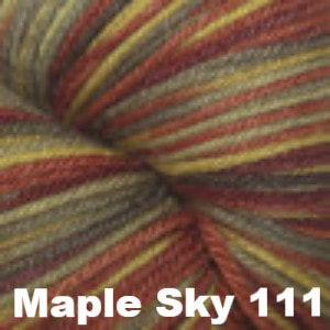 Cascade Heritage 150 Multi Yarn Maple Sky 111 - 8