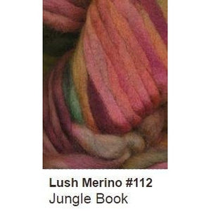 Ella Rae Lush Merino Yarn Jungle Book 112 - 21