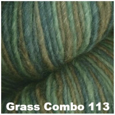 Juniper Moon Farm- Moonshine Trios Yarn Grass Combo 113 - 10