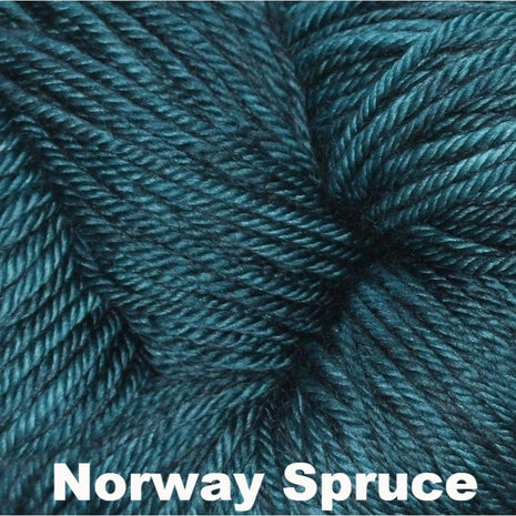 Madelinetosh Tosh DK Yarn Norway Spruce 113 (DISCONTINUED) - 9