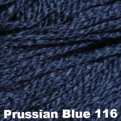 Elsebeth Lavold Designer's Choice Silky Wool Yarn Prussian Blue 116 - 43