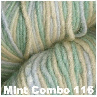 Juniper Moon Farm- Moonshine Trios Yarn Mint Combo 116 - 13