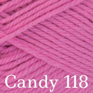 Rowan Pure Wool Superwash Worsted Yarn-Yarn-Candy 118-