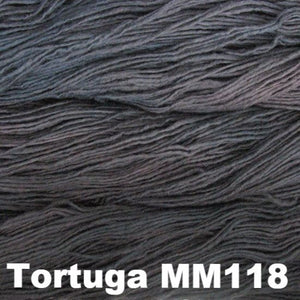 Malabrigo Worsted Yarn Semi-Solids-Yarn-Tortuga MM118-