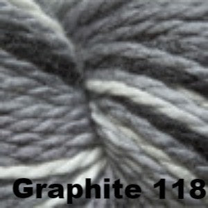 Cascade 128 Superwash Multis Yarn Graphite 118 - 4