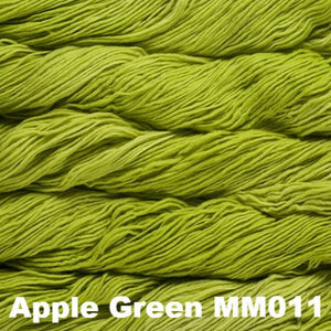 Malabrigo Worsted Yarn Semi-Solids-Yarn-Apple Green MM011-