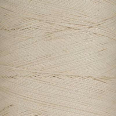 Bockens Cotton Rug Warp - Unbleached - 12/9-Weaving Cones-Paradise Fibers