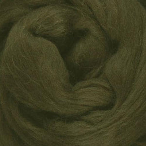 Artfelt Solid Colored Merino Standard Rovings-Fiber-Paradise Fibers